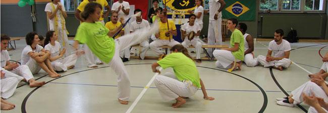 Vivarte Capoeira Mestre Moreno